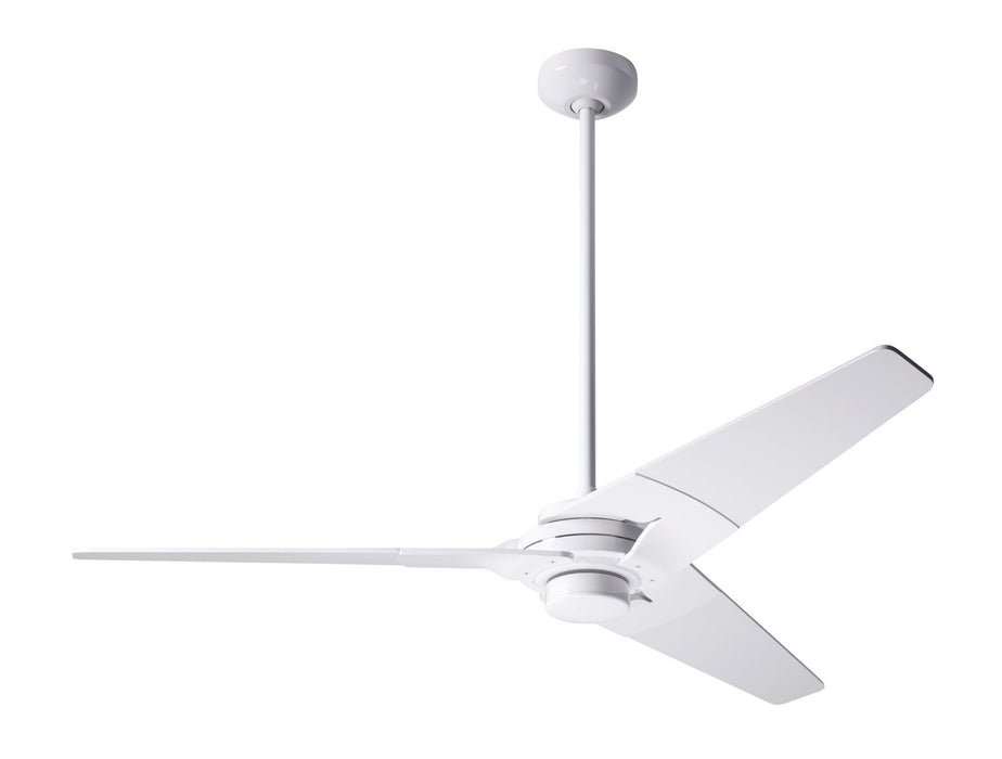 "Modern Fan Co - TOR-GW-52-WH-NL-002 - 52"" Ceiling Fan - Torsion"