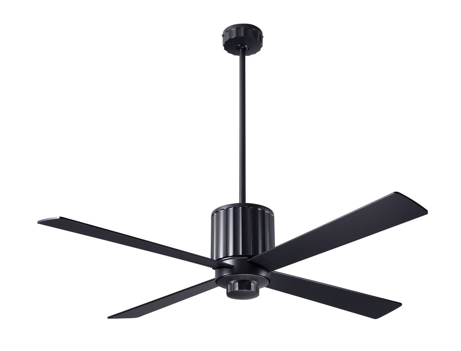 "Modern Fan Co - FLU-DB-52-BK-NL-002 - 52"" Ceiling Fan - Flute"