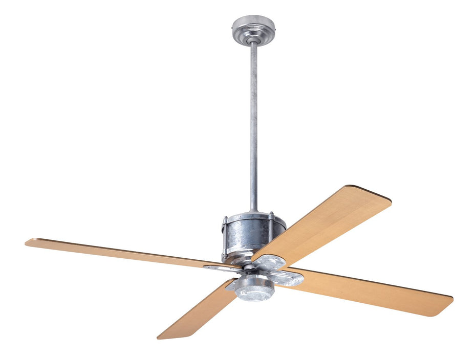 "Modern Fan Co - IND-GV-50-MP-NL-RC - 50"" Ceiling Fan - Industry DC"