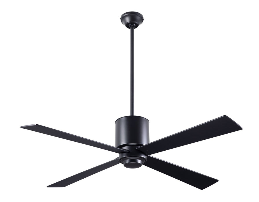 "Modern Fan Co - LAP-DB-50-BK-NL-005 - 50"" Ceiling Fan - Lapa"