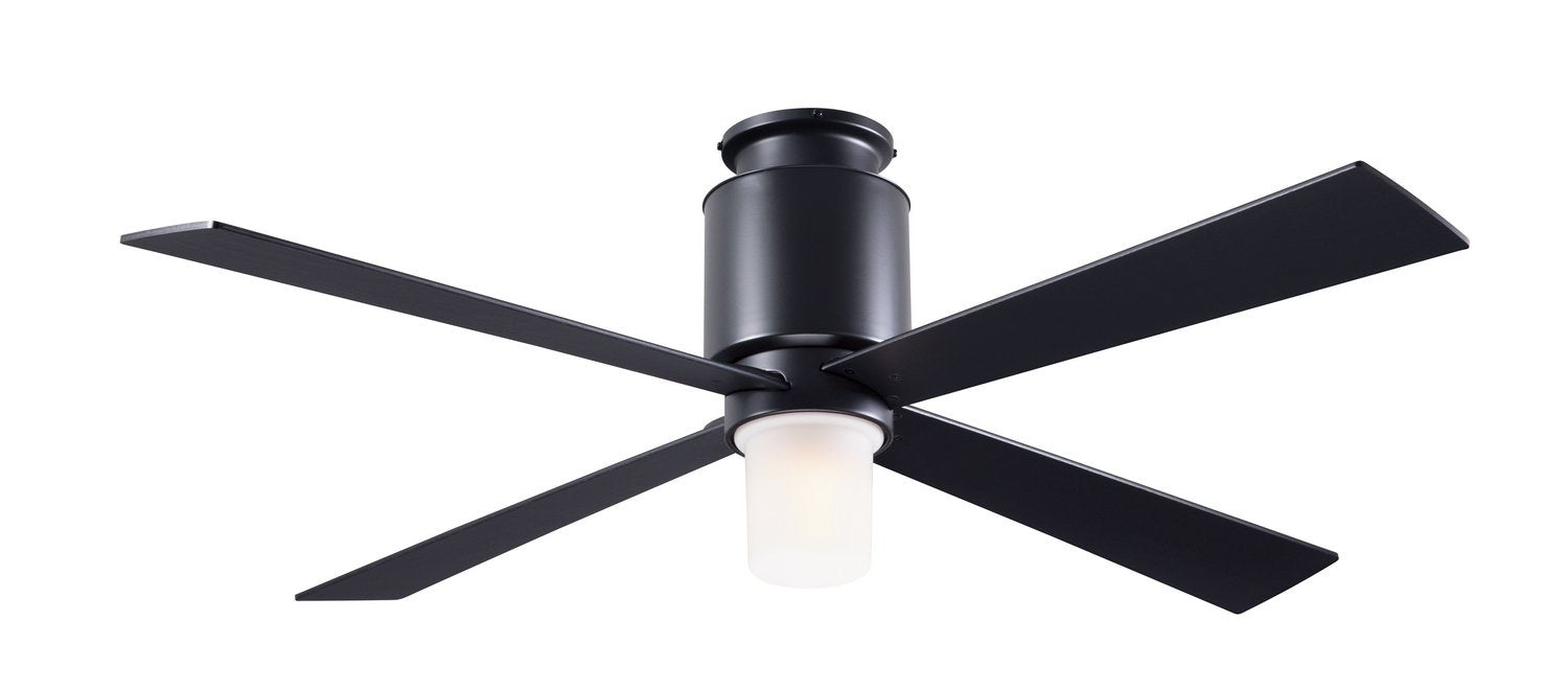 "Modern Fan Co - LAP-FM-DB-50-BK-552-004 - 50"" Ceiling Fan - Lapa"