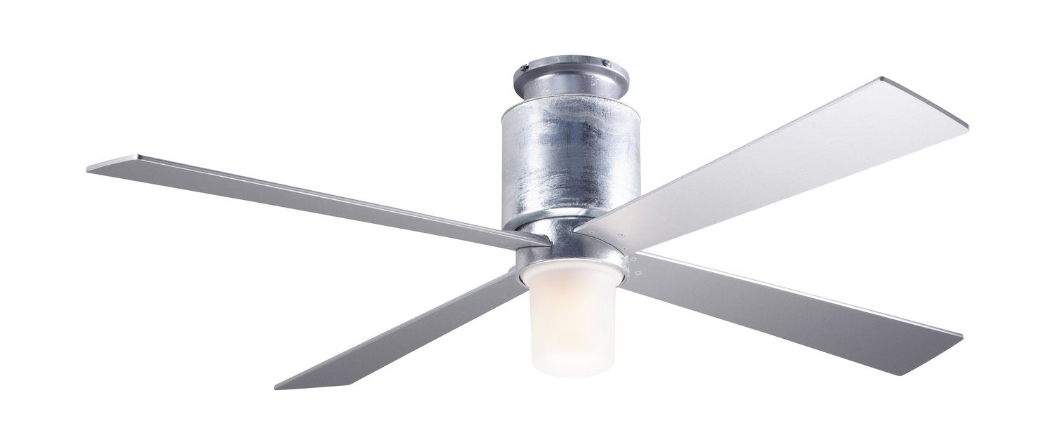 "Modern Fan Co - LAP-FM-GV-50-SV-552-004 - 50"" Ceiling Fan - Lapa"