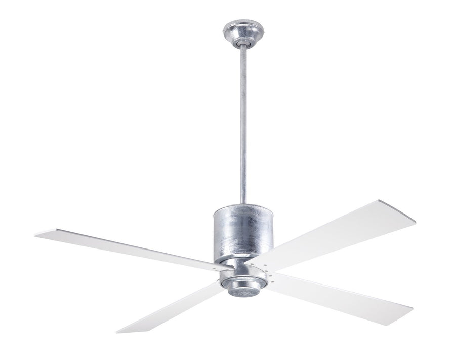 "Modern Fan Co - LAP-GV-50-WH-NL-005 - 50"" Ceiling Fan - Lapa"