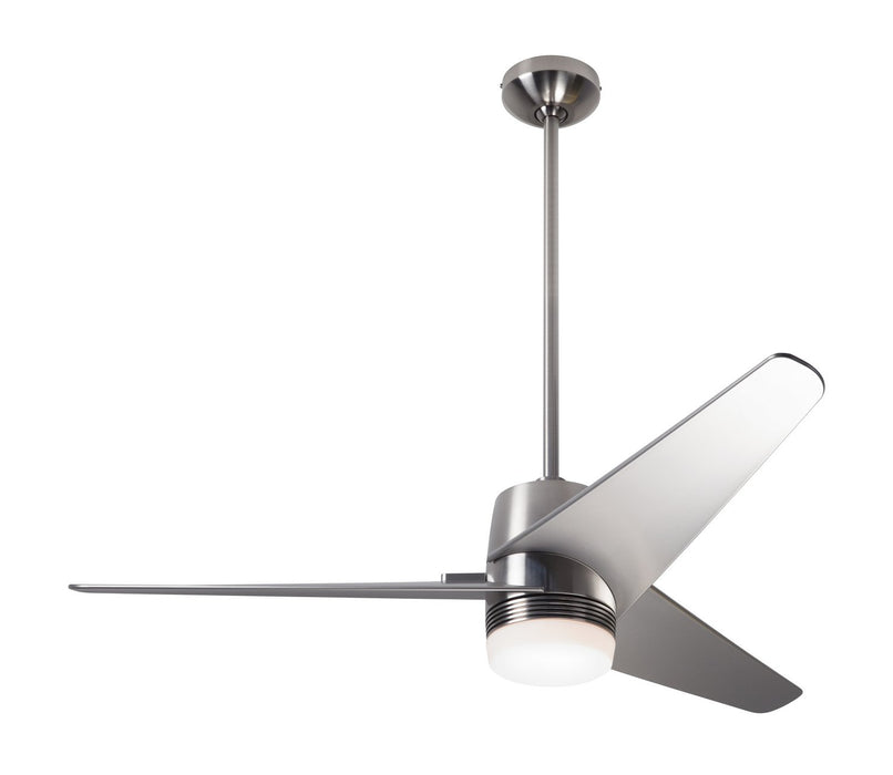 "Modern Fan Co - VEL-BN-48-NK-853-RC - 48"" Ceiling Fan - Velo DC"