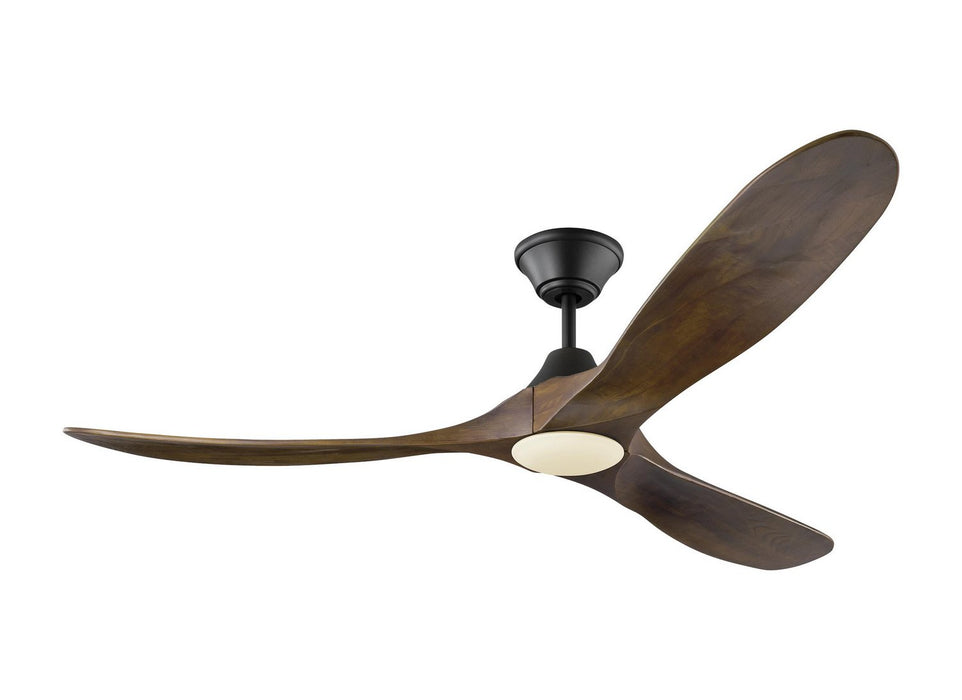 "Monte Carlo - 3MAVR60BKD - 60"" Ceiling Fan - Maverick LED"