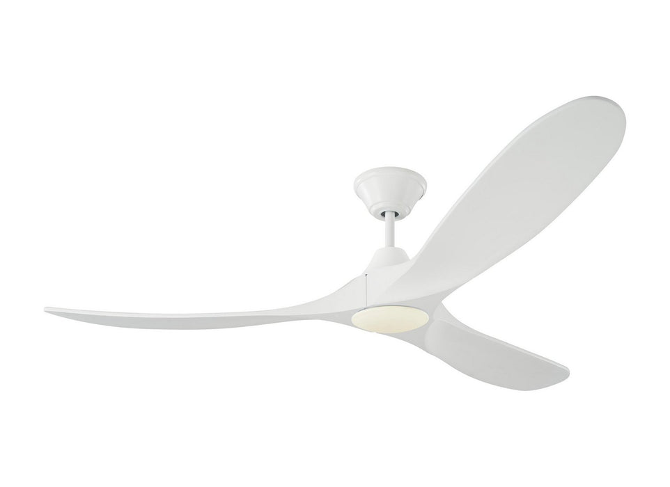 "Monte Carlo - 3MAVR60RZWD - 60"" Ceiling Fan - Maverick LED"