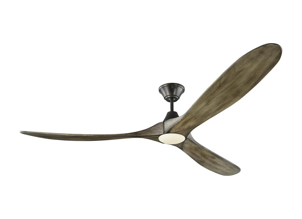"Monte Carlo - 3MAVR70AGPD - 70"" Ceiling Fan - Maverick Max LED"