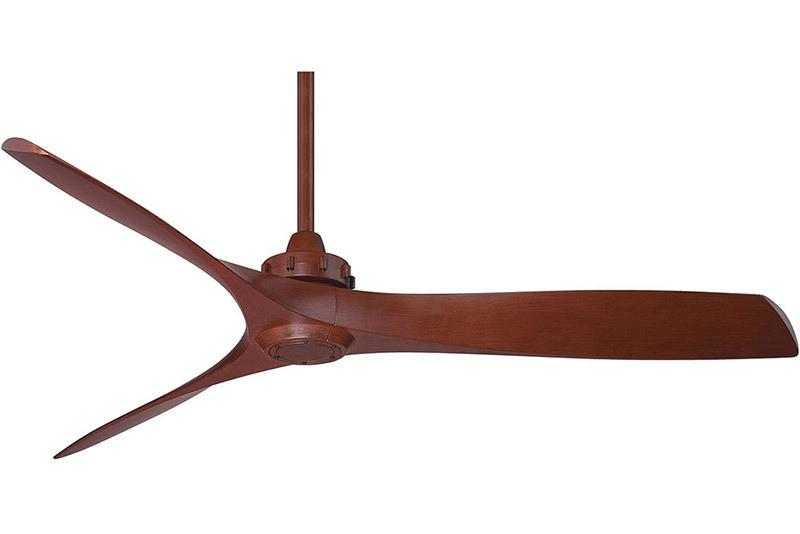 "Minka Aire F853-RW 60"" Aviation in Rosewood"