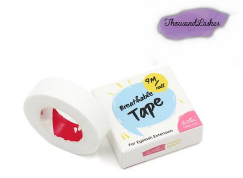 ThousandLashes' Breathable Tape