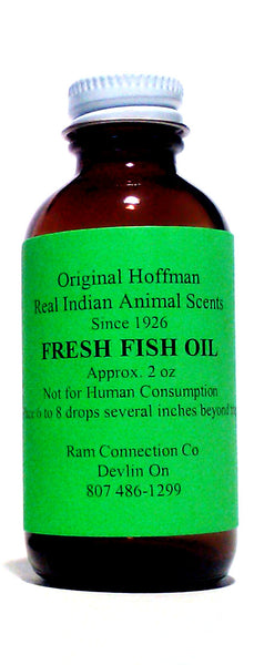 Hoffman Fresh Fish Oil
