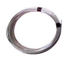 5/64, 1x19, Galvanized Steel Cable