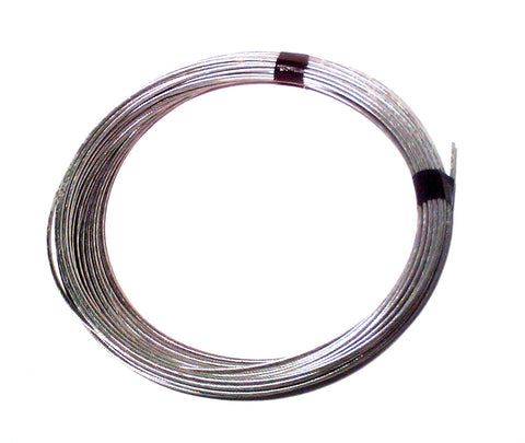 1/16, 1x7, Galvanized Steel Cable