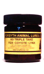 Forsyth K9 Triple Take (Wolf Coyote Fox Lynx)