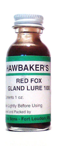 Hawbakers Red Fox Gland