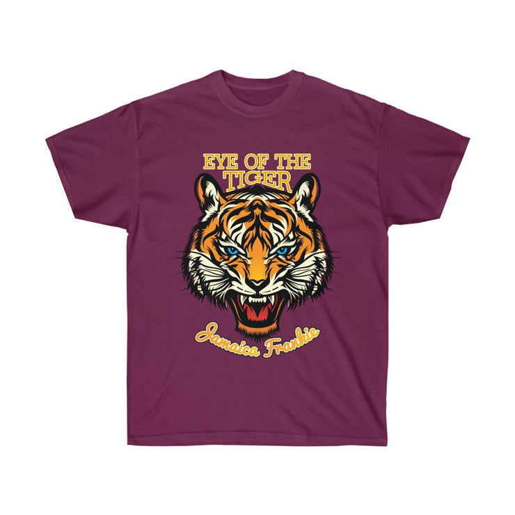 EYE OF THE TIGER - Unisex Ultra Cotton Tee