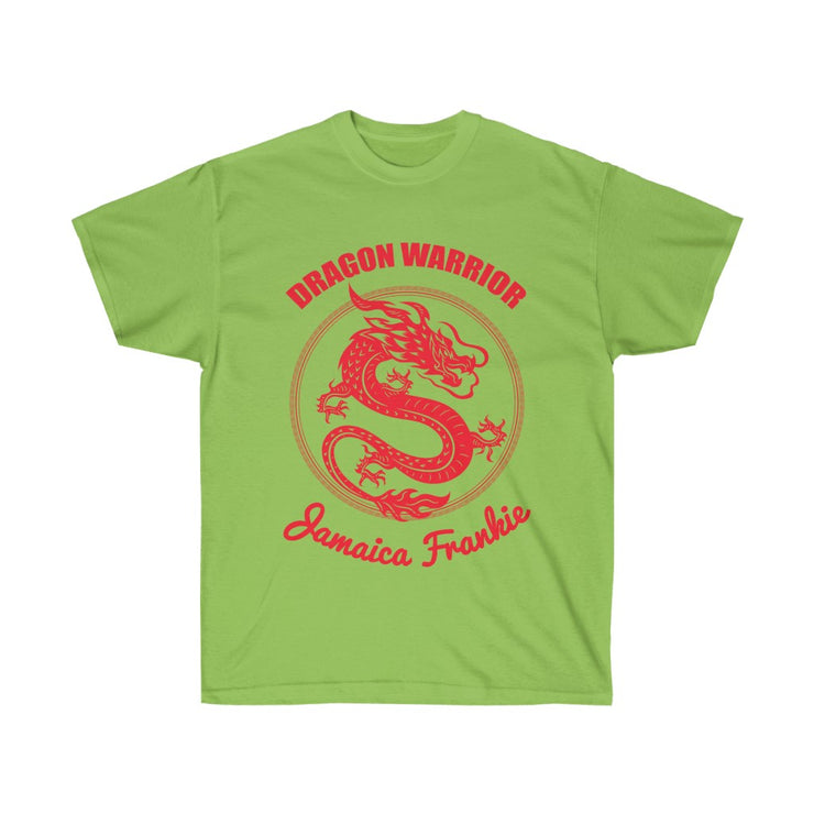 DRAGON WARRIOR - Unisex Ultra Cotton Tee