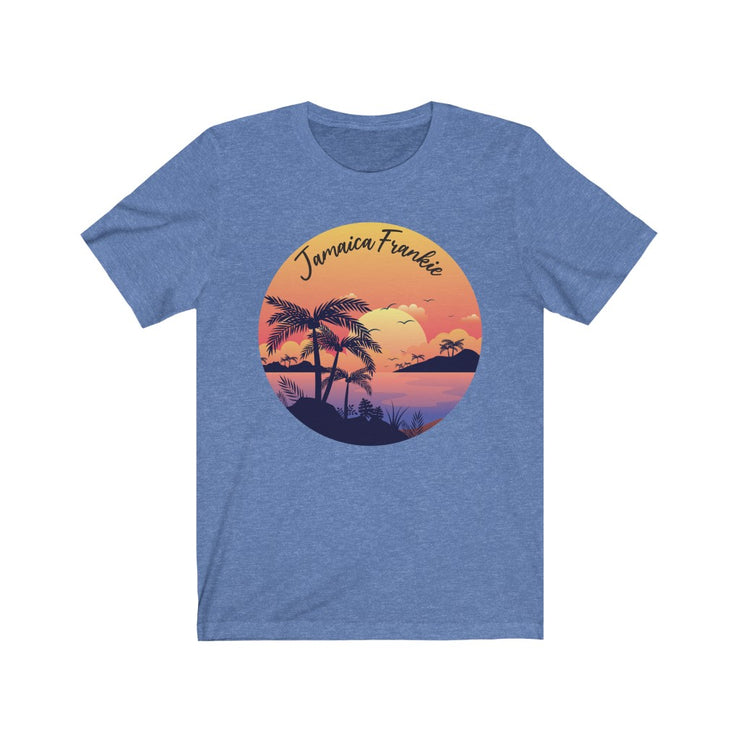 Unisex Jersey Short Sleeve Tee -  JamaicaFrankie FASHION