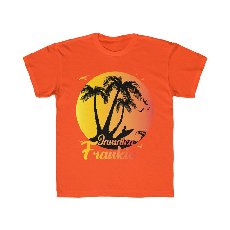 Kids Regular Fit Tee - Boston Beach Surfing