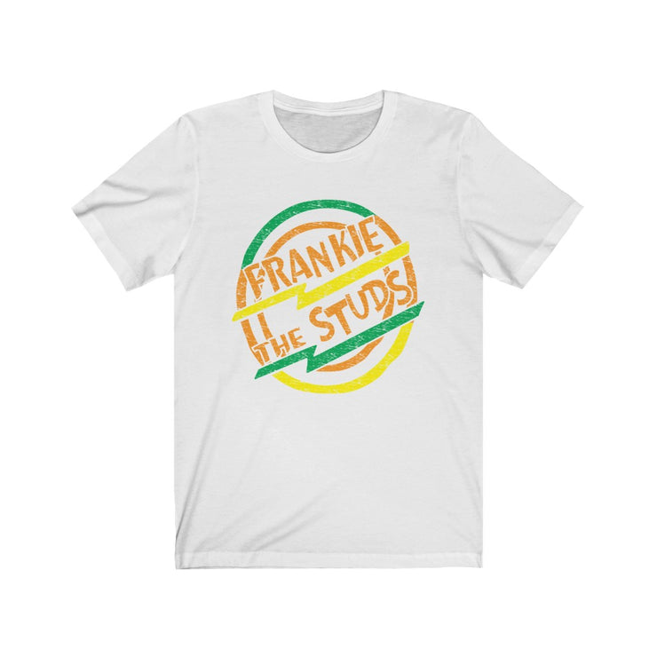 Unisex Jersey Short Sleeve Tee -  Frankie The Studs