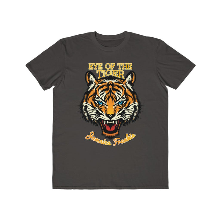 Men's Lightweight Fashion Tee - Eye of the Tiger