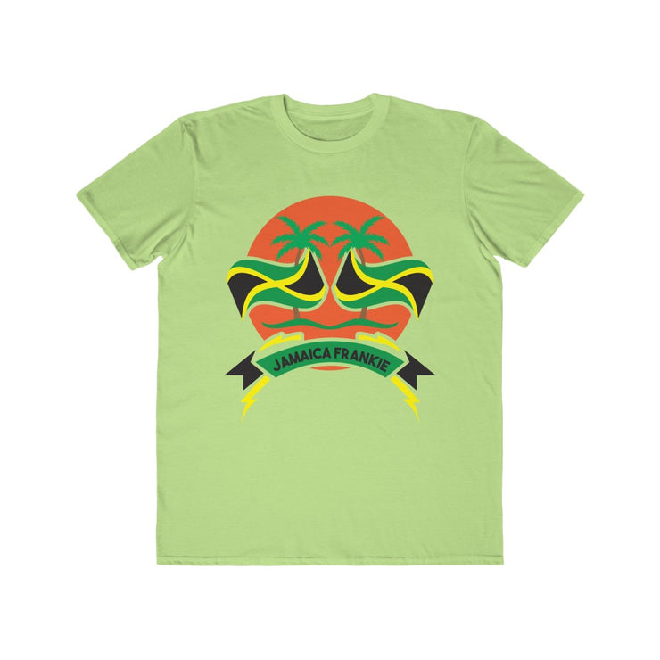 JAMAICA FRANKIE LOGO - Unisex Light weight Fashion Tee