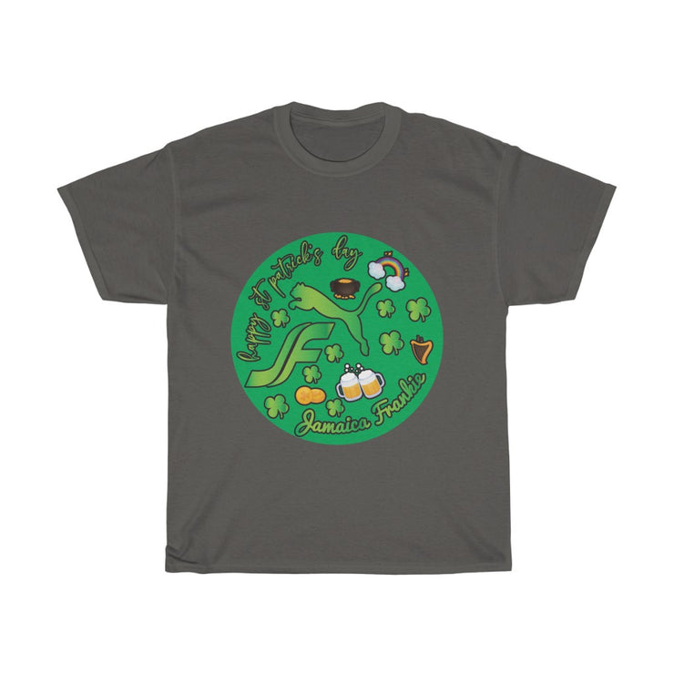 Unisex Heavy Cotton Tee - Happy St Patrick's Day... Order Deadline - February 21, 2021