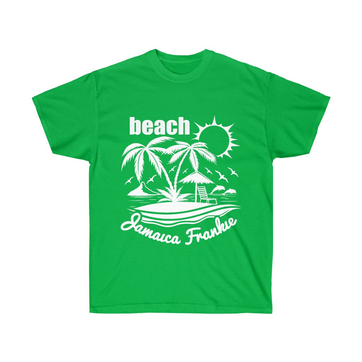 Unisex Ultra Cotton Tee - BEACH