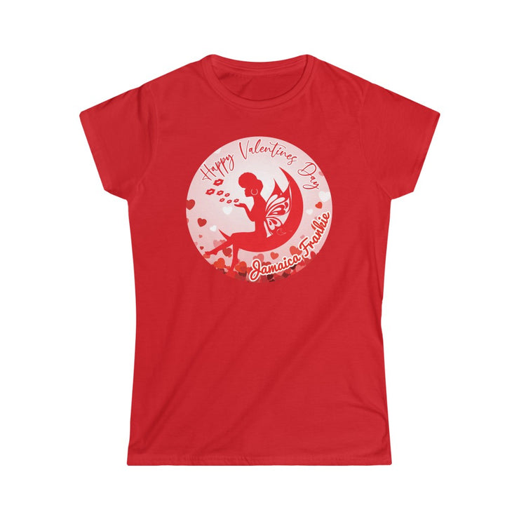 Women's Softstyle Tee - Happy Valentine's Zshirt - (Order Deadline January 21, 2021)