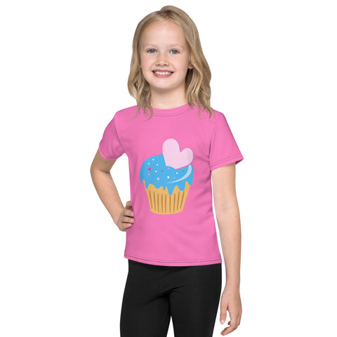 BONBON Cupcake T-Shirt [2-7 Years]