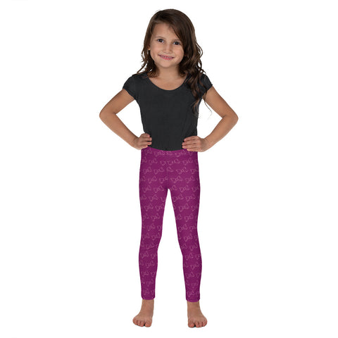 BONBON Bow Leggings [2-7 Years]
