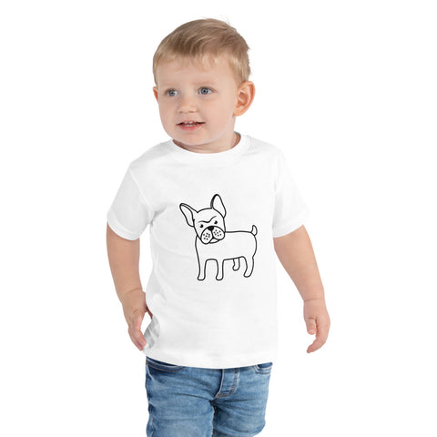 OLIVER CLARKE French Bulldog Boys' T-Shirt [2-5 Years]