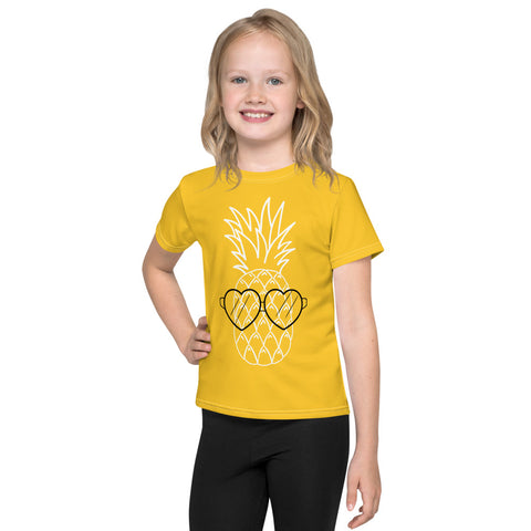 BONBON Pineapple T-Shirt [2-7 Years]