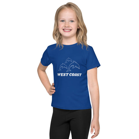 BONBON Dolphin WEST COAST T-Shirt [2-7 Years]