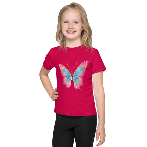 BONBON Butterfly T-Shirt [2-7 Years]