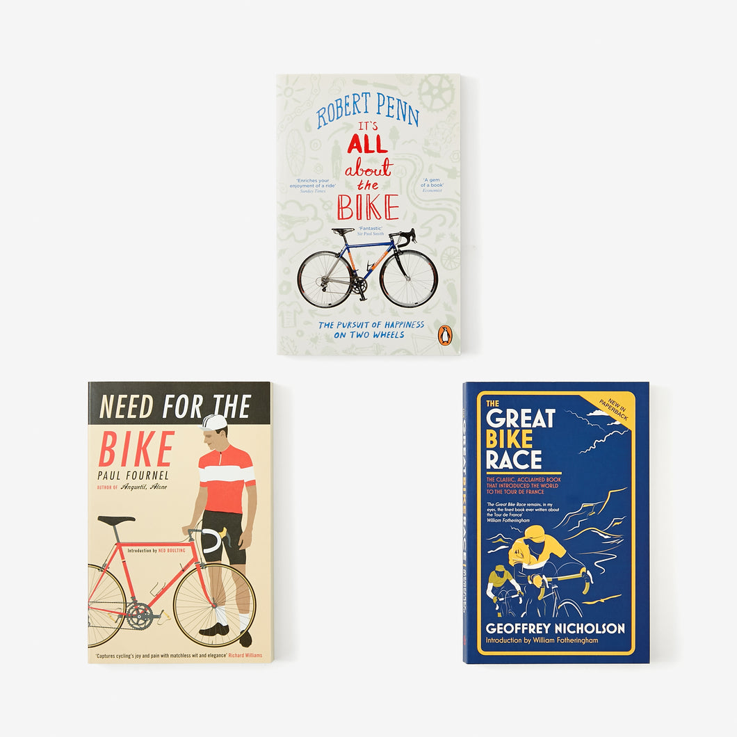 Two Wheels Good Book Bundle