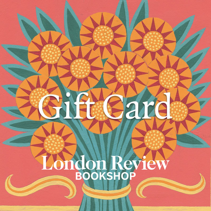 London Review Bookshop Online Gift Card