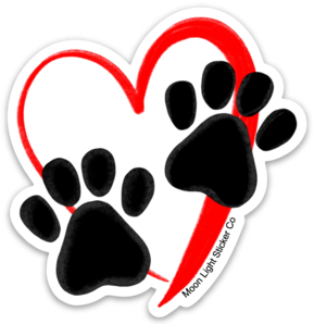 Pet Lover Sticker