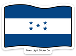 Honduran Flag Sticker