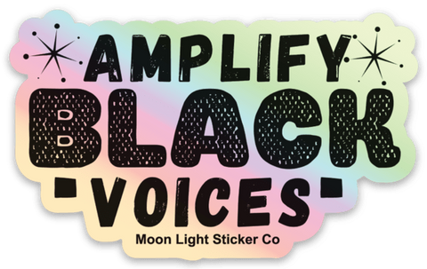 Amplify Sticker