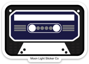 Mixtape Sticker