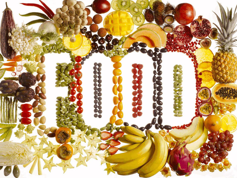 Identity Part 4: Food ---- What Should You Eat?