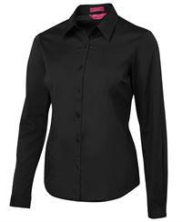 Ladies Urban LS Poplin Shirt