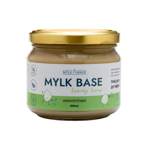 Hearty Hemp Mylk Base