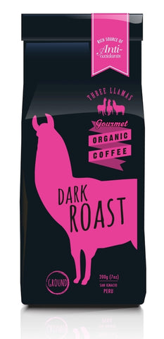 Dark Roast Organic Coffee