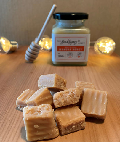 Manuka Honey Fudge (100g)