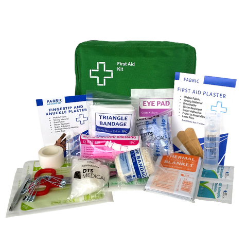 First Aid Kits: Lone Worker / Vehicle (Premium)