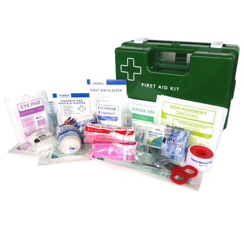 First Aid Kit - Workplace - 1 to 25 persons - Wallmounted