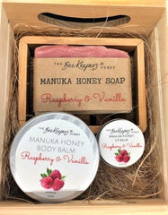 Manuka Honey Skin Food Gift Pack
