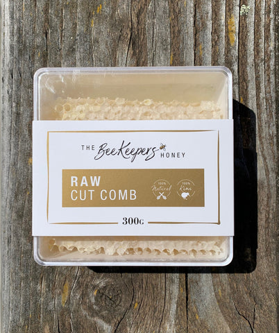 Cut Comb Honey (300g)