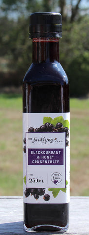 Blackcurrant & Honey Concentrate